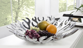 Coupe à fruits décorative - Hilda