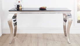 Console baroque rectangulaire design - Zita