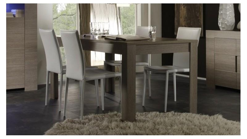 Table manger design rectangulaire bois ch ne boris gdegdesign for Table a manger en bois moderne