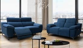 Salon de relaxation électrique 3+2 - Faro