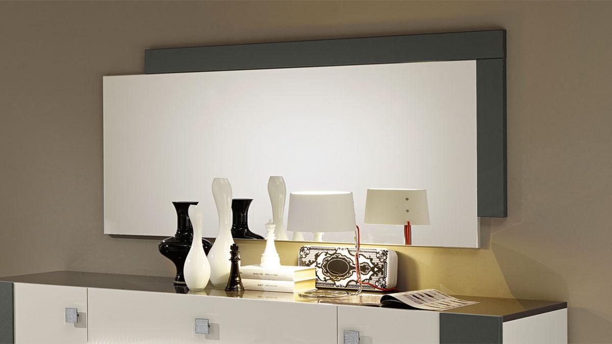 Miroir design rectangulaire fashion designs for Miroir design rectangulaire