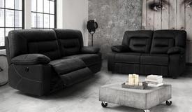 Salon complet relax électrique 3+2 - Adana