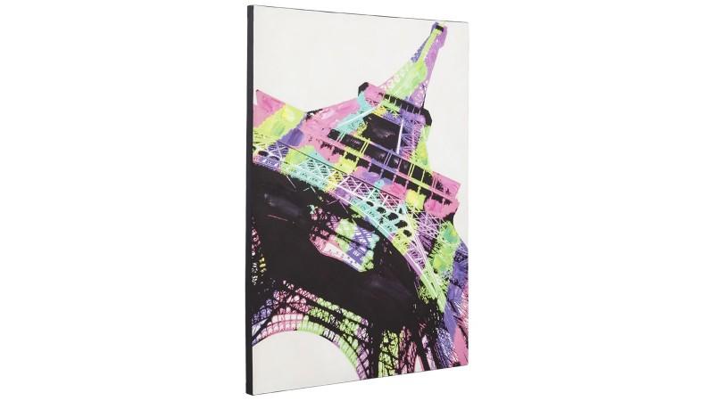 Tableau Mural Design Tour Eiffel Paris - Gdegdesign