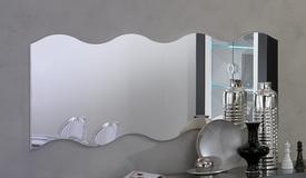 Grand miroir design et moderne - Nevis