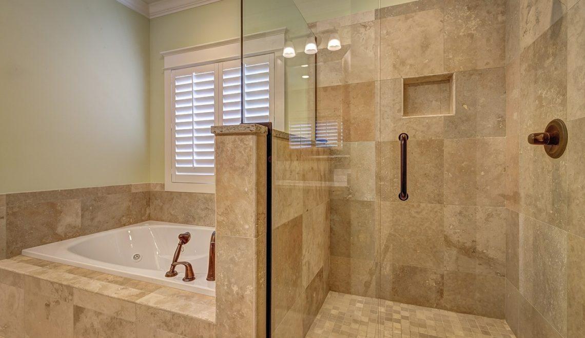 Une salle de bain zen et design