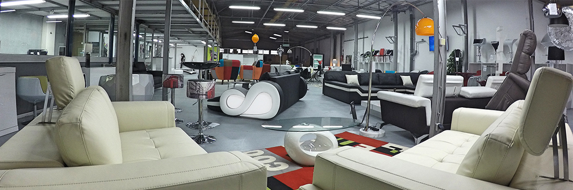 Showroom de mobilier design