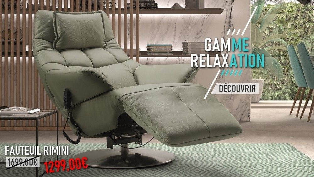 GAMME RELAXATION - GdeGdesign